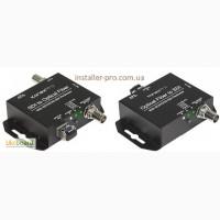 Удлинитель 3G-HD-SDI сигналов по 1 оптическому кабелю до 10 км