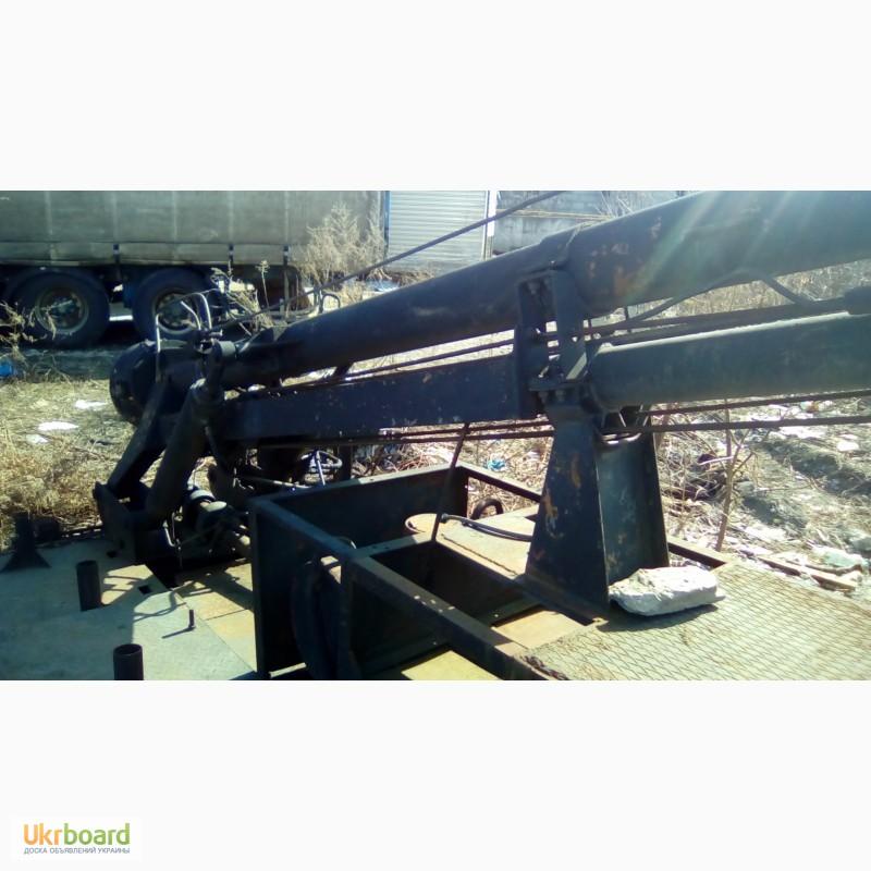 Фото 4. Продам бурокрановую установку БКМ-3, 5 (столбостав) на ЗИЛ-130