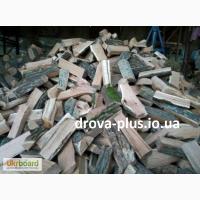 Продам дрова колотые для топки каминов печей и мангалов с доставкой Луцк