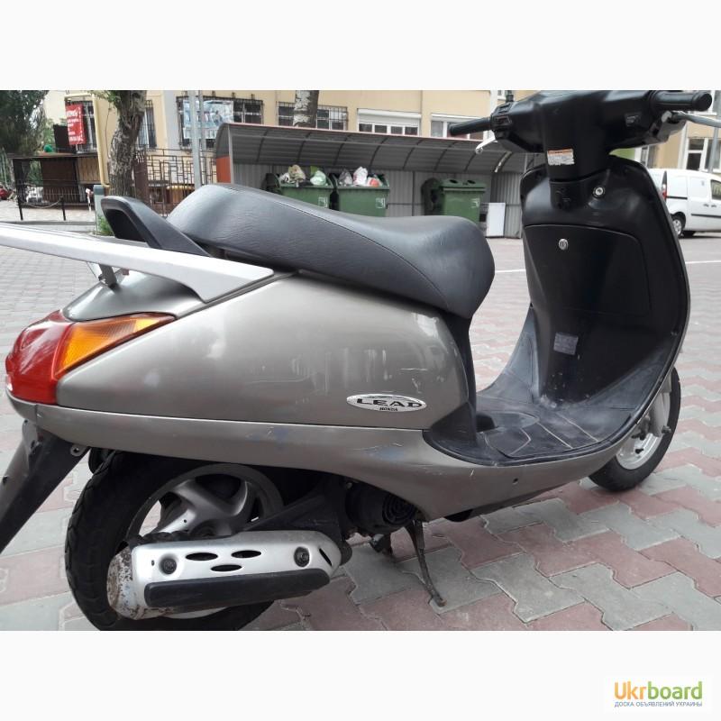 Фото 11. Срочно продам мопед Honda LEAD AF48. 500 $