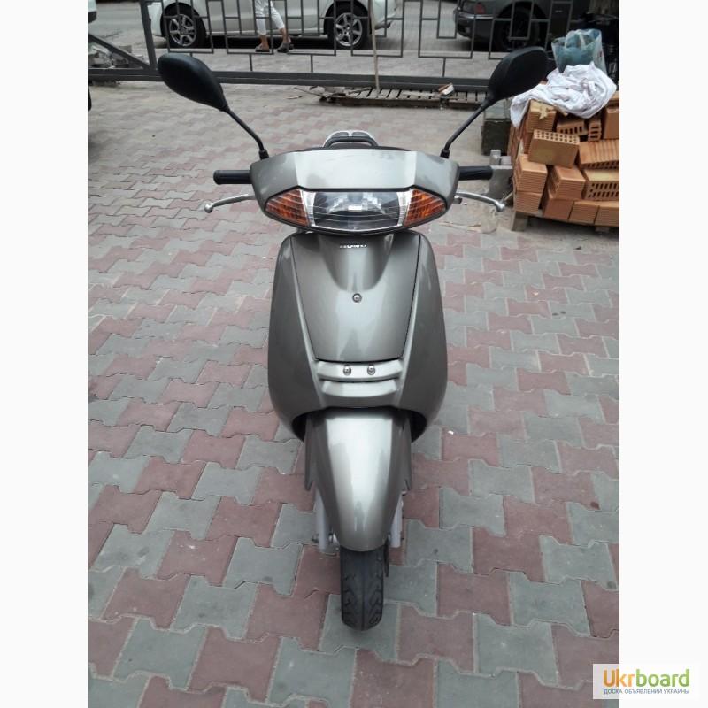 Фото 4. Срочно продам мопед Honda LEAD AF48. 500 $