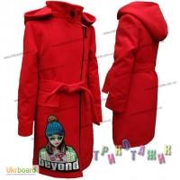 Пальто кашемировое для девочки Beyond