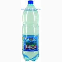 Шаянская, минеральная вода, сильно-газированная, ПЭТ, емк.1, 5л