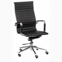 Офисное кресло Алабама НNEW менеджера высокая спинка с механизмом качания