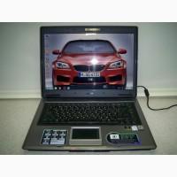 Ноутбук ASUS F3JC два ядра Intel Core 2 Duo/экран 15.4 дюймов