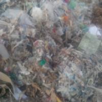 Отходы пластика (70% скотча)