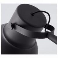 Темно-серый напольный торшер от ИКЕА