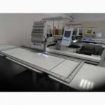 Вышивальная машина VELLES VE-15CN-SC б/у, поле вышивки 1200 мм х 360 мм