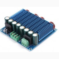 Підсилювач цифровий D-клас, 2*420Вт, TDA 8954 AC 24V