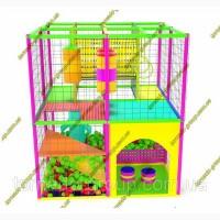 Лабиринт детский игровой для кафе и ресторанов Конфети