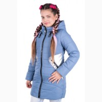 Весенняя куртка для девочки Париж, весна 2018 разные цвета с 116-146 р