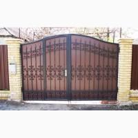 Ворота, входные двери, калитки, решетки, от производителя