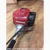 Мотокоса Кусторез HONDA GX35 (3, 5 кВт, 4-х тактный двигатель 1 нож, 1 леска)