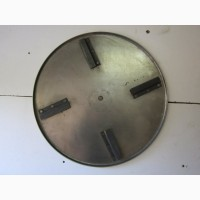 Затирочные диски по бетону