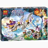 Конструктор Bela Fairy 10413 Летающие сани Эйры