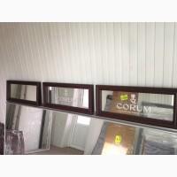 Продам зеркала прямоугольной формы в деревянной оправе