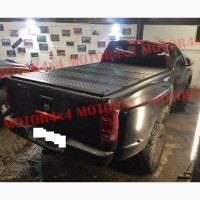 Складная крышка кузова Додж Рам. Трехсекционная крышка багажника Dodge Ram