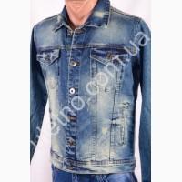Мужские джинсовые куртки оптом от 400 грн