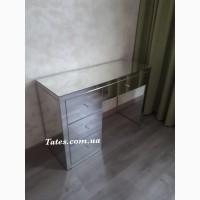 Зеркальный письменный стол Hassium