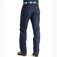 Американские джинсы Wrangler 47MWZ - цвет: Prewashed Indigo
