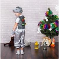 Детский карнавальный костюм Ёжика, возраст 2-7 лет