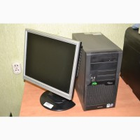 Системный блок Fujitsu P7935 Intel E8600 + Монитор