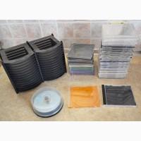 Коробки (боксы) для DVD/CD дисков