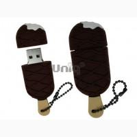 Флешка Uniq USB 3.0 ЭСКИМО рифленое 32GB