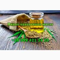 Продам свежевыжатое масло из технической конопли