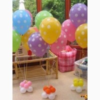 Воздушные шарики с доставкой на дом