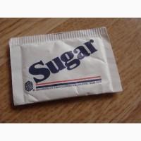 Пакетик с сахаром 7