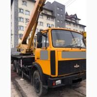 Продаем автокран КС-55727-1 МАШЕКА, 25 тонн, МАЗ 630303, 2008 г.в