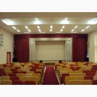 Оформление и дизайн актовых и зрительных залов