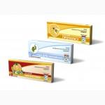 Упаковка из картона Киев для таблеток, гранул и капсул
