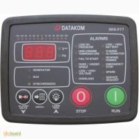 DATAKOM DKG-217 модуль управления синхроскопом и реле