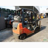 Газ - бензиновый вилочный автопогрузчик Toyota 8FGKL25 на 2.5 тонны