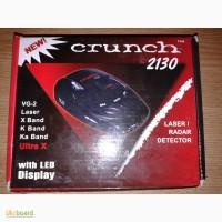 Радар-детектор Crunch 2130
