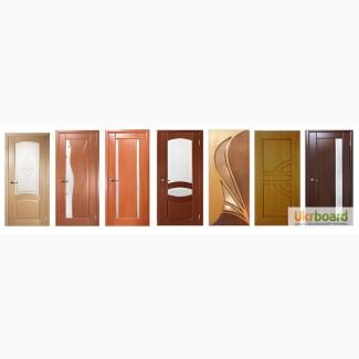 Межкомнатные двери: основные виды