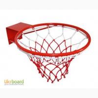 Баскетбольное кольцо с упором (корзина баскетбольная) D 45 см