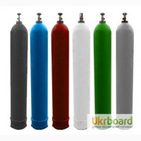 Продам баллон кислородный, углекислотный, аргоновый, гелий, азот 40 литров аттестованный