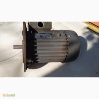Электродвигатель асинхронный, трёхфазный 4АО-80В; 0, 55кВт- 910 об/мин