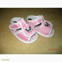 Пинетки сандалики на девочку