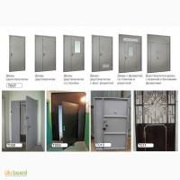 Двери тамбурные металлические на заказ