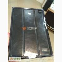 Книжка Icarer из кожи для iPad mini 4 Кожаный чехол-книжка Icarer из натуральной кожи
