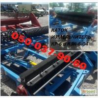 Хитовые продажи катков -измельчителей ПРР-6 и КЗк-6-04 под трактор Мтз-892 прицепные