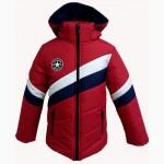 Супер модная тёплая зимняя куртка для мальчиков, возраст 5-14 лет, цвета разные