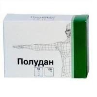 Продам Полудан флаконы 100 ЕД, 10 шт (Россия)