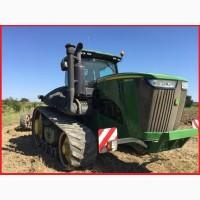 Гусеничный трактор бу John Deere 9560 RT в продаже, 2012 г.в., наработка 3540 м/ч
