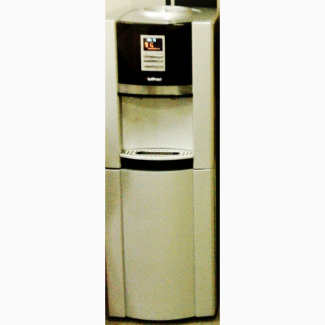 Продаётся аппарат для нагрева и охлаждения воды (кулер) с встроенным холодильником