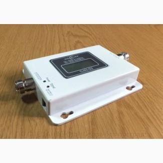 Усилитель связи GSM 900 МГц на 300 кв. м